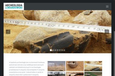 Aka Badania i Dokumentacja Archeologiczno-Konserwatorska - Usługi Geodezyjne Pabianice