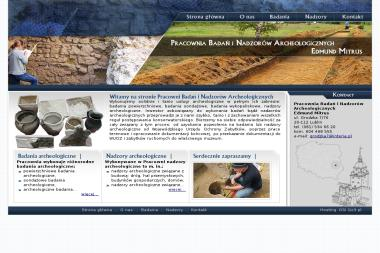 Pracownia Badań i Nadzorów Archeologicznych - Geodeta Lublin