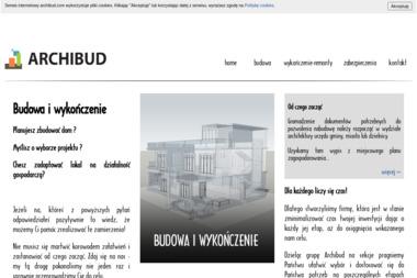 Biuro Projektowe Archibud - Projekty Wnętrz Batowice