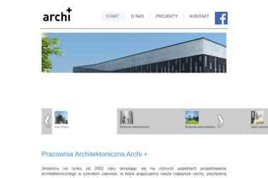 Archi+ Bielski Konończuk Stobiecki Sp.J. - Dostosowanie Projektu Białystok