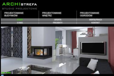ARCHIstrefa Studio Projektowe, Projektowanie wnętrz - Projektowanie wnętrz Bielawa