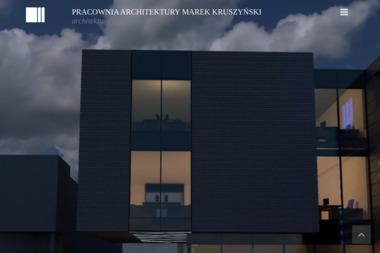 Pracownia Architektury Marek Kruszyński - Projektowanie Mieszkań Częstochowa
