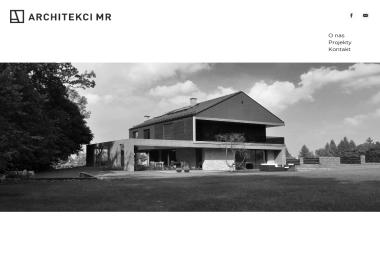 Biuro Architektoniczne Moska i Rachuba S.C. Leszek Moska Mariusz Rachuba - Projekty Domów Nowoczesnych Chorzów