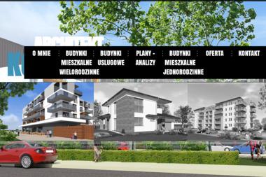 Biuro Architektoniczne Sławomir Kolanus - Adaptacja Projektu Sieradz