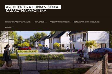 Architektura i Urbanistyka katarzyna Wrońska - Biuro Architektoniczne Żyrardów