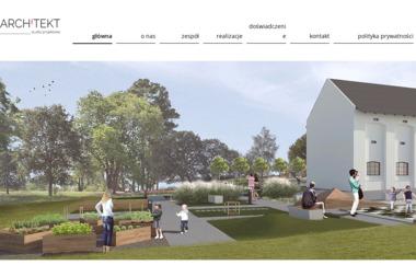 Kuczyński Paweł Architekt Studio Projektowe - Adaptacja projektów Rybnik