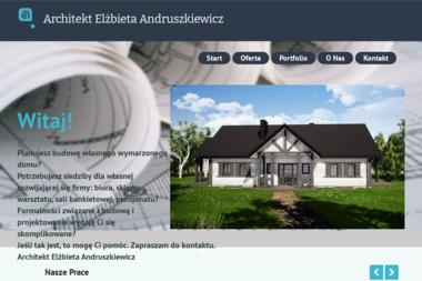 Architekt Elżbieta Andruszkiewicz - Architekt Mikołajewo