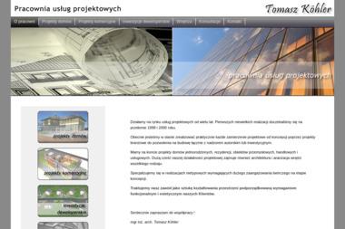 Pracownia usług projektowych Tomasz Köhler - Projektowanie wnętrz Bielsko-Biała