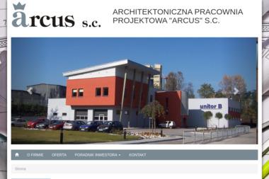 Architektoniczna Pracownia Projektowa Arcus S.C. - Projektant Domów Tychy