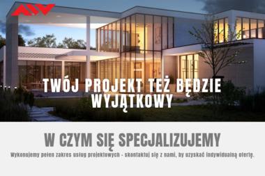 Archiwizja. Architekci, wizualizacje 3d - Projektowanie Mieszkań Tarnów