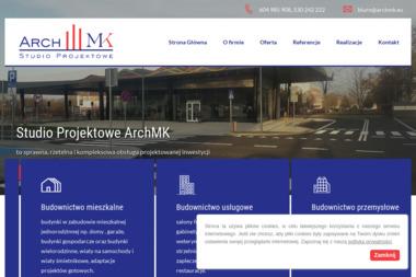 Studio Projektowe ArchMK. Architekci, architekt - Firma Architektoniczna Zelów