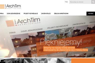 Pracownia Architektury Archtim S.C. Jankowski & Jankowska - Projekty domów Koszalin