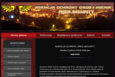 Ares Security Michalski Lech - Biuro Detektywistyczne Golub-Dobrzyń
