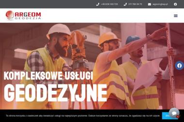 Argeom Usługi Geodezyjne Maciej Puchała - Geodeta Opole