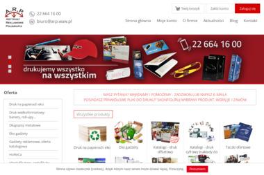 A.R.P. Artykuły Reklamowe Poligrafia - Hurtownia odzieży Marki