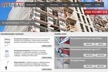 Art-Bau Rusztowania - Prace wysokościowe Krapkowice
