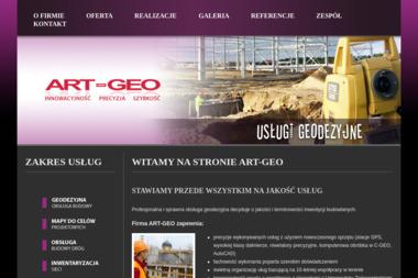 Usługi Geodezyjne Art Geo S.C. - Geodezja Zielona Góra