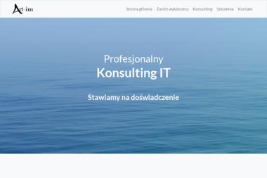 Art-Inf Consulting & Web. Strony internetowe, strony www - SEO Lublin