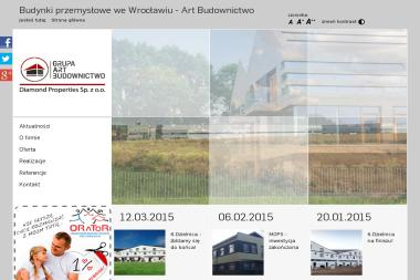 Art Budownictwo - Tynki maszynowe Bielany Wrocławskie
