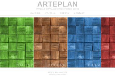 Arteplan Jacek Tofil - Projekty domów Pysznica
