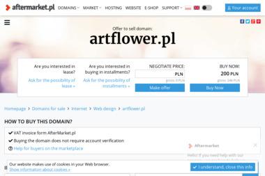ArtFlower Kwiaciarnia - Projekty Mieszkań Koszalin