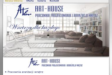 Pracownia aranżacji wnętrz Art-House - Architekt wnętrz Łęczna