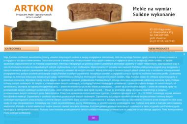 """Zakład Produkcyjno-Handlowo-Usługowy """"ARTKON"""" - Tapicer Samochodowy Wągrowiec"""