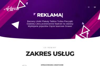 Artpress - Drukarnia Sędziszów Małopolski
