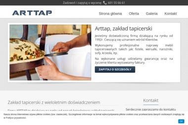 Arttap Artur Korniluk Zakład Tapicerski - Tapicer Wrocław