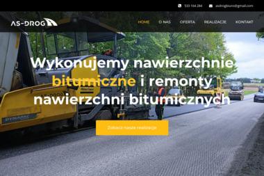 Asdrog S.C. Barbara Jeziorska Michał Jeziorski Zakład Drogowo Budowlany - Złota rączka Tomaszów Mazowiecki