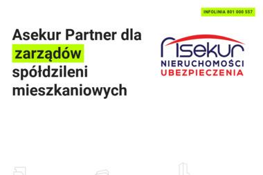 Asekur Partner sp. z o.o. - Ubezpieczenie samochodu Wołomin