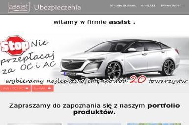 Assist Ubezpieczenia Kamila Majtczak - Ubezpieczenia OC Ozorków