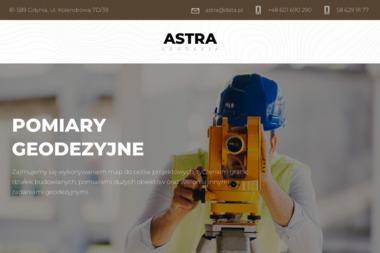 Astra SC Przedsiębiorstwo Geodezyjne - Usługi Geodezyjne Gdynia