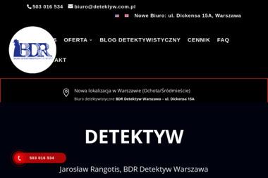 Agencja Detektywistyczna Asvalia. Oddział Gdynia - Prywatny Detektyw Gdynia