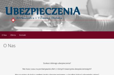 AT Prospect Tomasz Dolata - Ubezpieczenie firmy Przyszowice