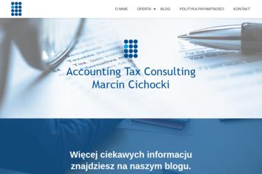 ACCOUNTING TAX CONSULTING - Porady Podatkowe Olsztyn