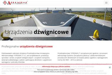 Przedsiębiorstwo Innowacyjno-Wdrożeniowe Atronik 2 S.C. Joanna Galas, Marek Galas - Hydraulik Bytom