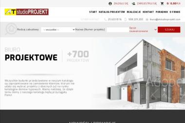 At Studioprojekt Tomasz Ryś - Projekty Domów z Bali Siedlce