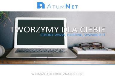 Atumnet - Projektowanie Stron WWW Rydzyna