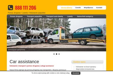 Car Assistance. Mechanika pojazdowa, diagnostyka komputerowa pojazdów - Transport Samochodów z Francji Buczek