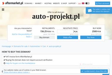 Auto-Projekt S.R Robert Bąk - Projektowanie wnętrz Mosina