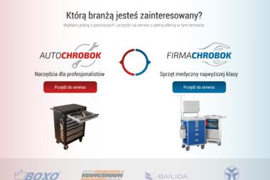 Firma Chrobok Brunon Chrobok Auto Chrobok Brunon Chrobok - Hydraulik Piekary Śląskie