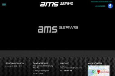 AUTO COMPLEX - Serwis Laptopów OLSZTYN