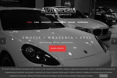Autoimperia - Leasing samochodu Kartuzy