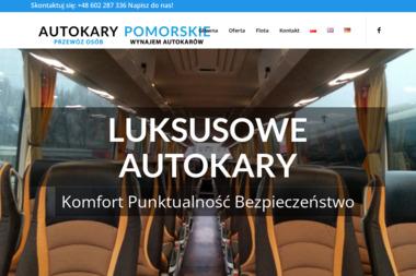 Euro Tours Transport Tomasz Pr膮dzy艅ski Mariusz Zwoli艅ski S.C. - Przewóz Osób S艂upsk