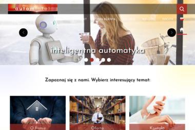 Automintel Krzysztof Klepadło - Strony WWW Grotniki