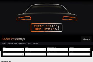 Autopro Sp. z o.o. Automatyzacja Procesów Przemysłowych - Projekty Domów Jednorodzinnych Dębica
