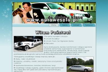 Autowesela Wojciech Dobrzycki - Przewóz Osób Busem Białystok