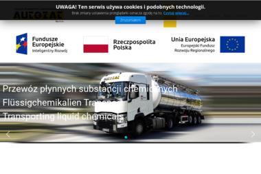 Zakład Transportu Samochodowego Autozat Sp. z o.o. - Firma transportowa Tarnów