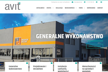 Avit Sp. z o.o. - Domy Pod Klucz Strzelin